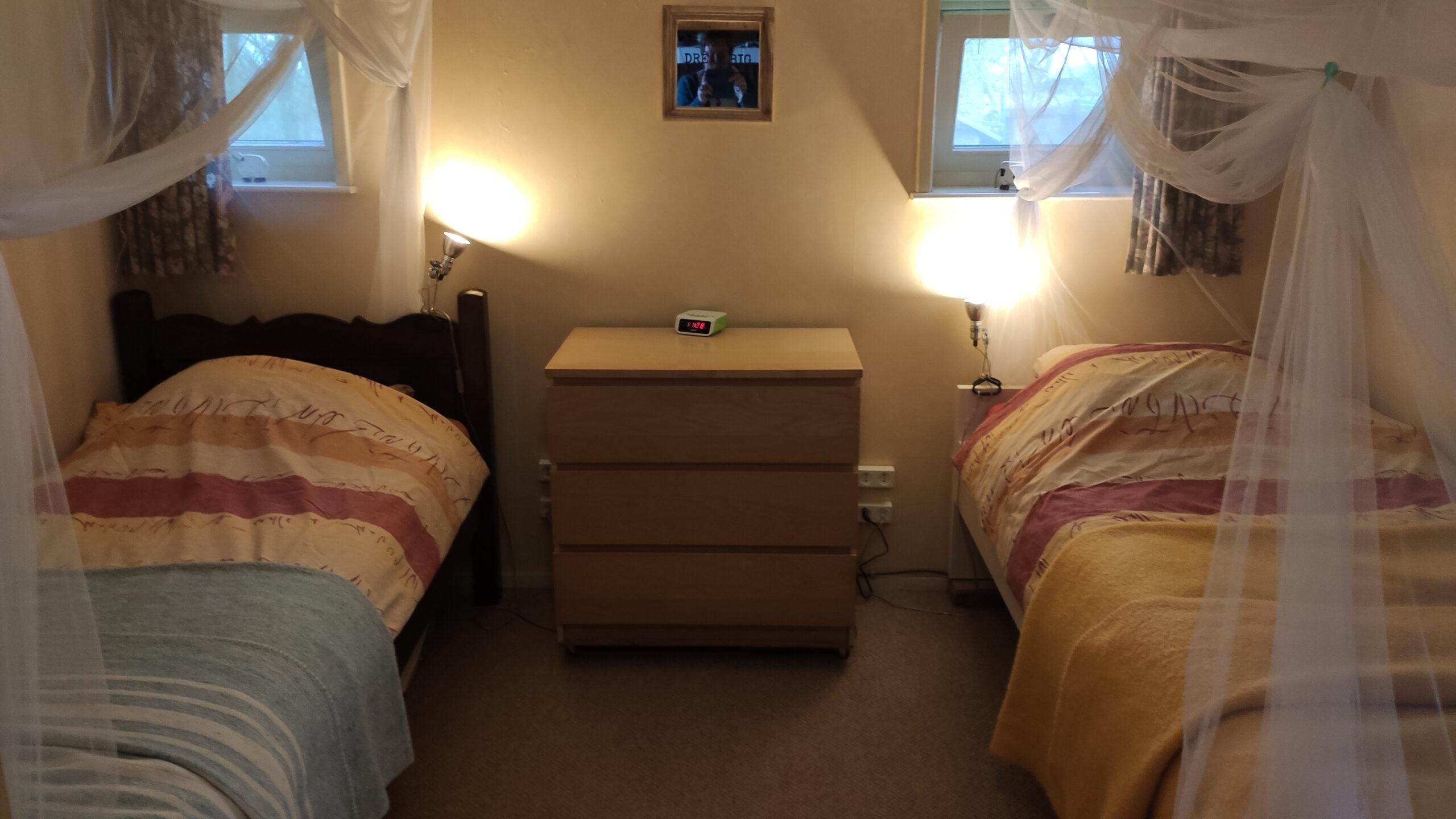 deel-slaapkamer