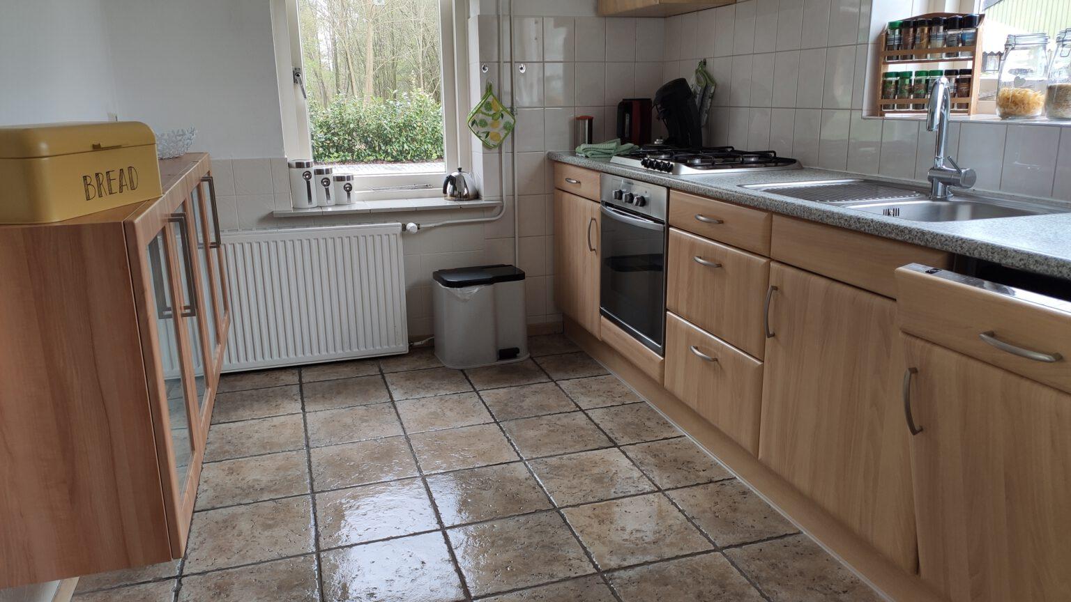 Keuken Recreatiewoning